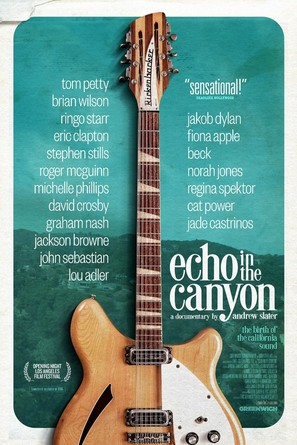 Echo In the Canyon - Movie Poster (thumbnail)