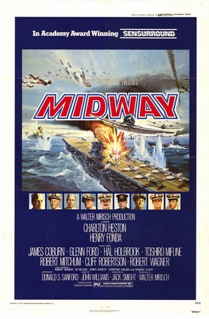 Midway - Movie Poster (thumbnail)