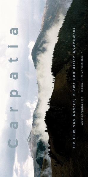 Carpatia - Geschichten aus der Mitte Europas - poster (thumbnail)