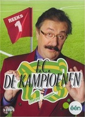 """F.C. De Kampioenen"" - Belgian Movie Cover (thumbnail)"