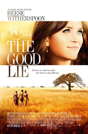 The Good Lie - Movie Poster (thumbnail)
