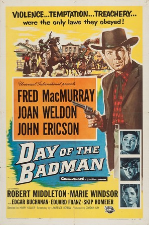 Day of the Bad Man - Movie Poster (thumbnail)