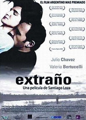 Extraño - Argentinian Movie Poster (thumbnail)