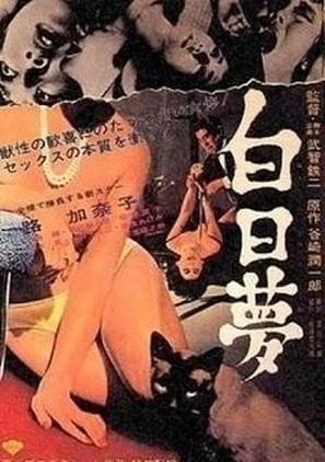 Hakujitsumu - Japanese Movie Poster (thumbnail)