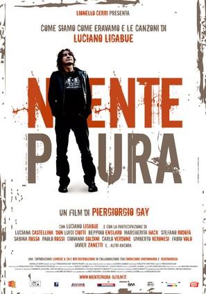 Niente paura - Italian Movie Poster (thumbnail)