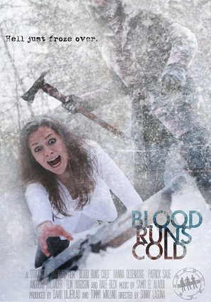 Blood Runs Cold - Swedish Movie Poster (thumbnail)