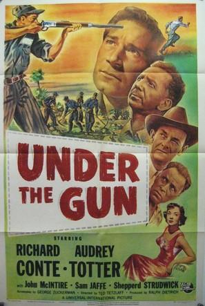 Under the Gun - Movie Poster (thumbnail)