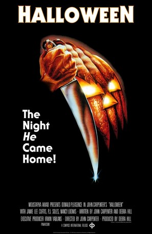 Halloween - Theatrical movie poster (thumbnail)
