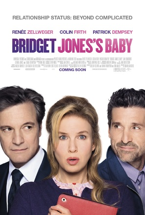 Bridget Jones's Baby - Theatrical poster (thumbnail)
