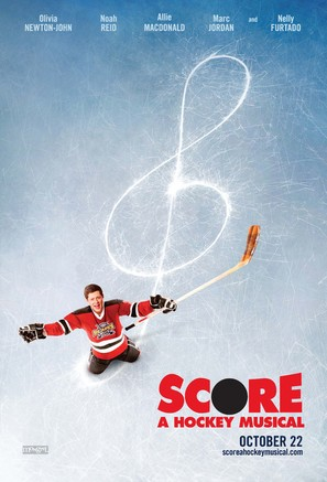 Score: A Hockey Musical - Movie Poster (thumbnail)