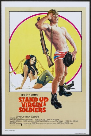 Stand Up, Virgin Soldiers - Movie Poster (thumbnail)