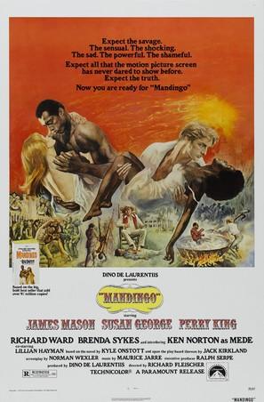 Mandingo - Movie Poster (thumbnail)