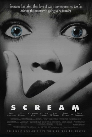 Scream - Movie Poster (thumbnail)