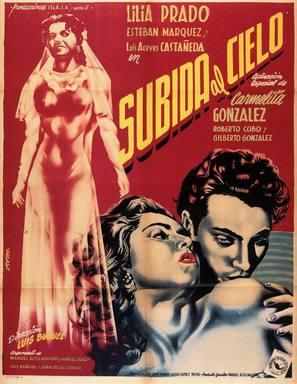 Subida al cielo - Mexican Movie Poster (thumbnail)