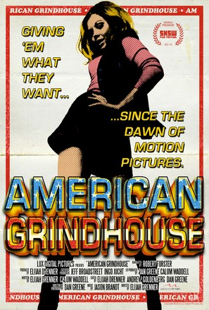 American Grindhouse - Movie Poster (thumbnail)