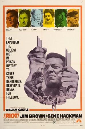 Riot - Movie Poster (thumbnail)