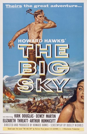 The Big Sky - Movie Poster (thumbnail)