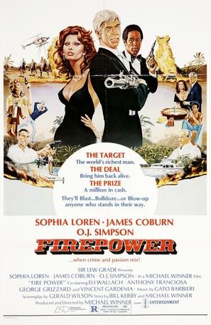Firepower - Movie Poster (thumbnail)