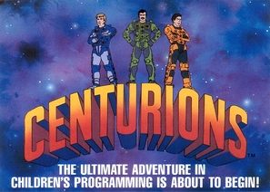 """Centurions"" - poster (thumbnail)"