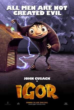 Igor - Movie Poster (thumbnail)