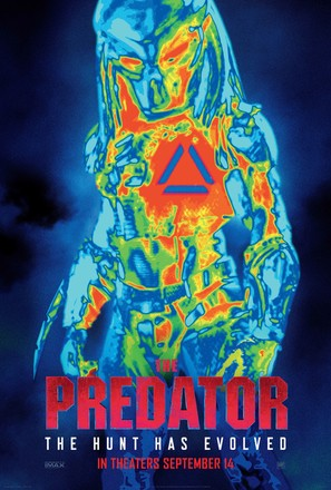 The Predator - Movie Poster (thumbnail)