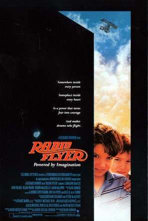 Radio Flyer - Movie Poster (thumbnail)