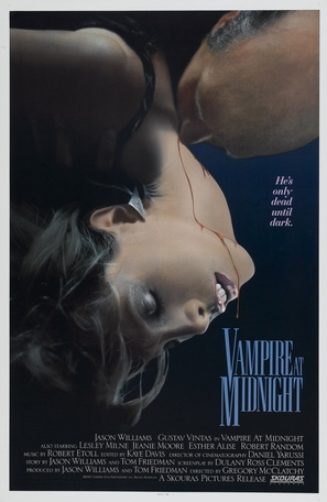 Vampire at Midnight - Movie Poster (thumbnail)