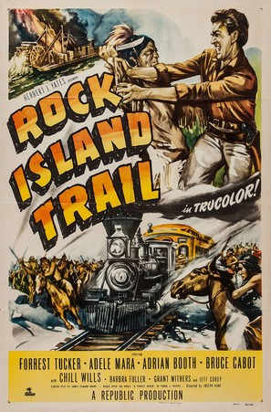 Rock Island Trail - Movie Poster (thumbnail)