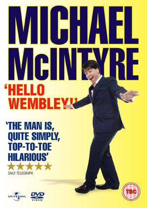 Michael McIntyre: Hello Wembley! - British Movie Cover (thumbnail)