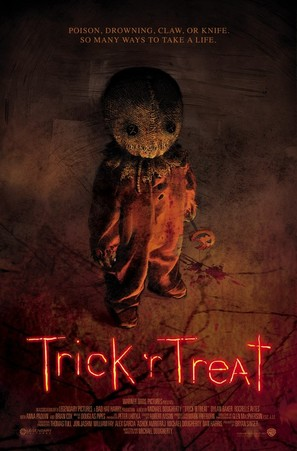 Trick 'r Treat - Movie Poster (thumbnail)
