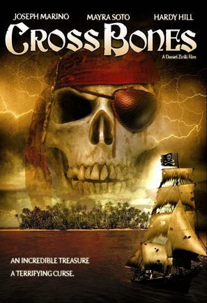 CrossBones - DVD cover (thumbnail)