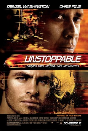 Unstoppable - Movie Poster (thumbnail)