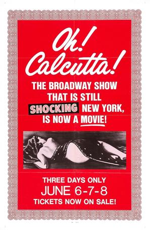 Oh! Calcutta! - Movie Poster (thumbnail)