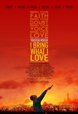 Youssou Ndour: I Bring What I Love - Movie Poster (thumbnail)