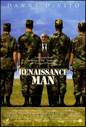 Renaissance Man - Movie Poster (thumbnail)