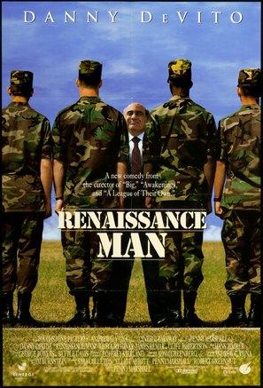 Renaissance Man - Movie Poster (thumbnail)