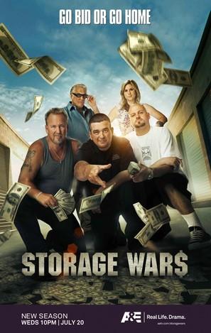 """Storage Wars"" - Movie Poster (thumbnail)"