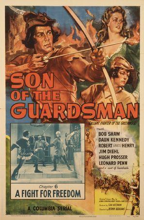 Son of the Guardsman - Movie Poster (thumbnail)