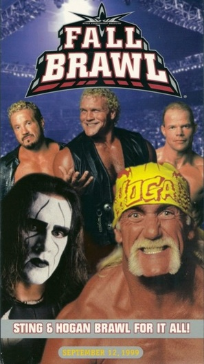 WCW Fall Brawl - British Movie Cover (thumbnail)
