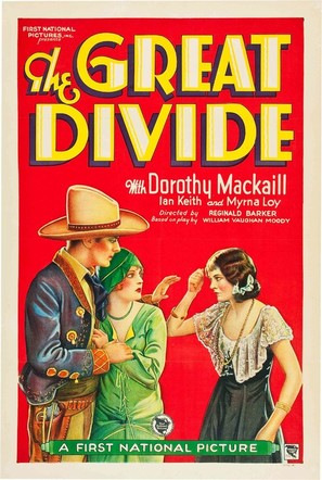 The Great Divide - Movie Poster (thumbnail)
