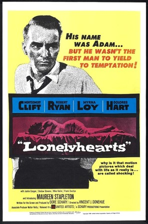 Lonelyhearts - Movie Poster (thumbnail)