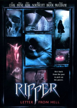 Ripper - Movie Poster (thumbnail)