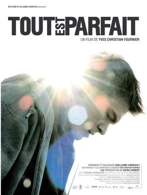 Tout est parfait - French Movie Poster (thumbnail)