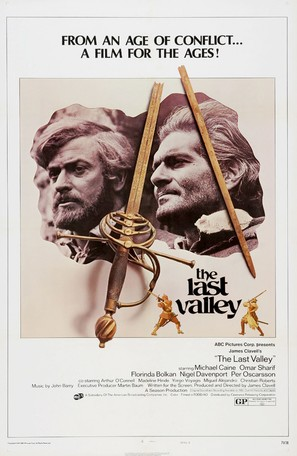 The Last Valley - Movie Poster (thumbnail)