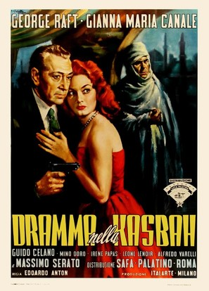 Dramma nella Kasbah - Italian Movie Poster (thumbnail)
