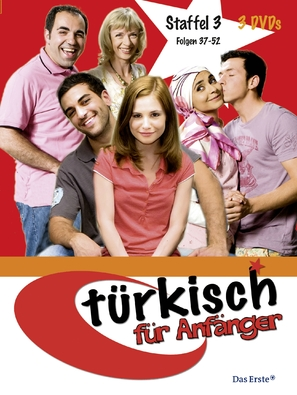 """""""Türkisch für Anfänger"""" - German Movie Cover (thumbnail)"""