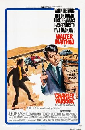 Charley Varrick - Movie Poster (thumbnail)