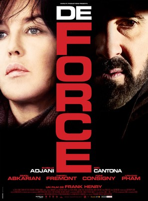 De force - French Movie Poster (thumbnail)