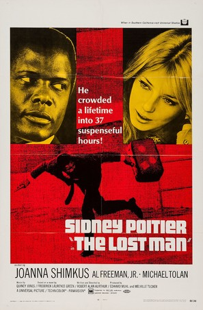 The Lost Man - Movie Poster (thumbnail)