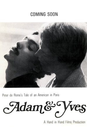 Adam & Yves - Movie Poster (thumbnail)